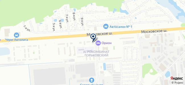 Адреналин.ru на карте
