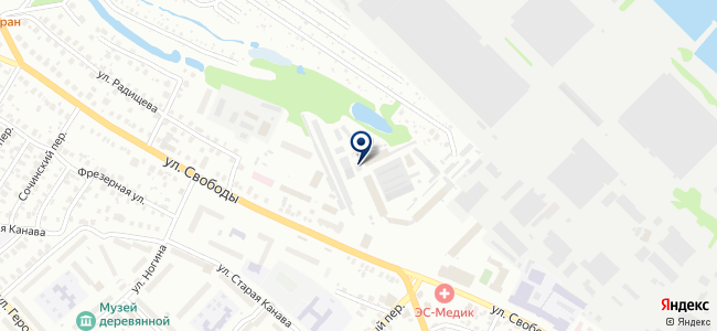 АИС-НН на карте
