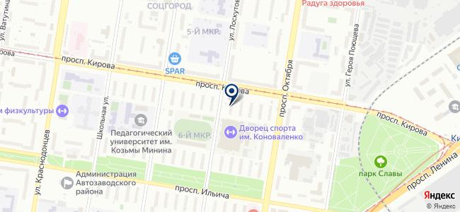 АкваМонтаж на карте