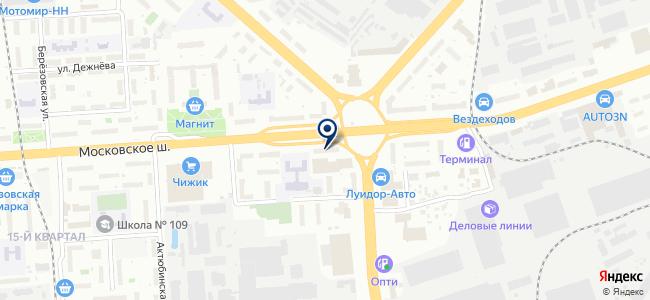 АБ-Клик.рф на карте
