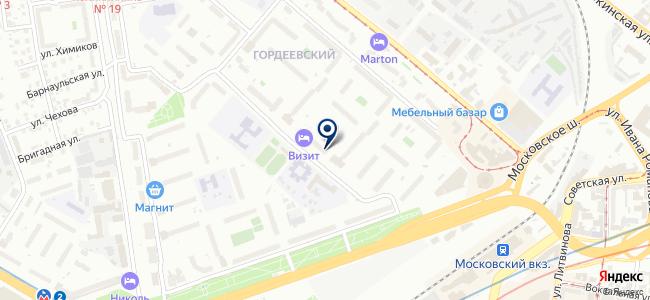 Росэлектромонтаж-НН на карте