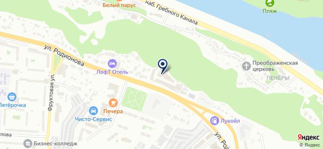 РЕНТГЕНСЕРВИС на карте