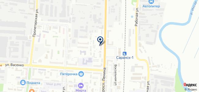 Агор, ООО на карте