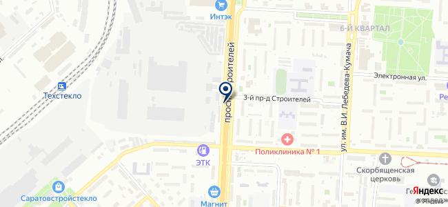 Семал, ЗАО на карте