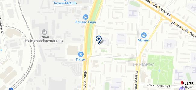 Техникс-Снаб на карте