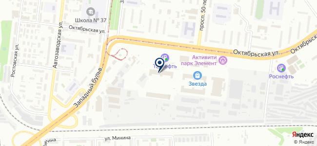 Абажур-арт на карте