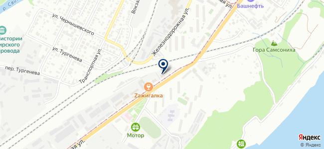 Стимпром, ООО на карте