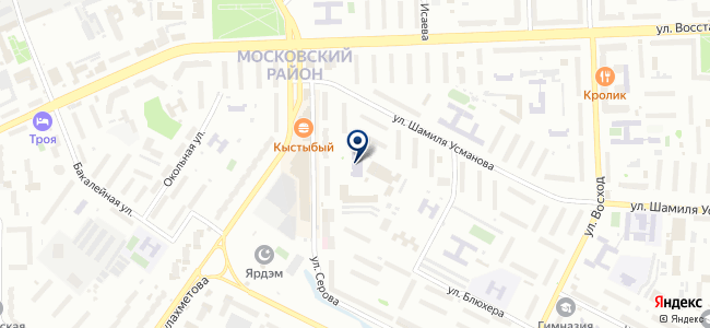 Абсолют, ООО на карте