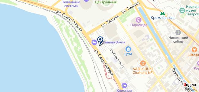 Абарон, ООО на карте