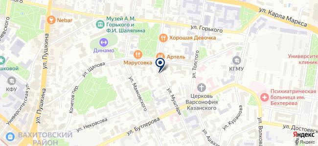 Академия интерьера на карте