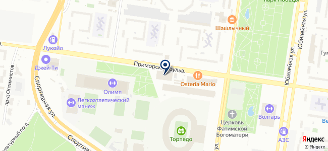 АДС на карте