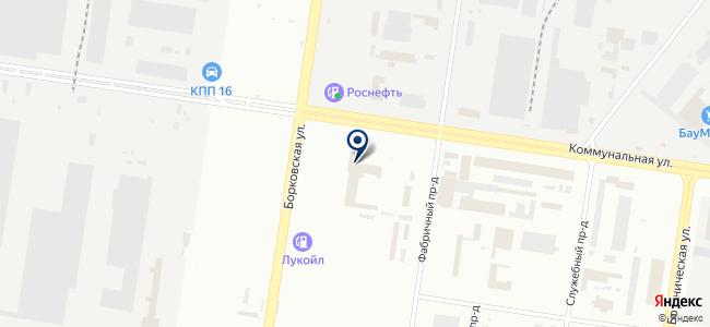 Аксиома на карте