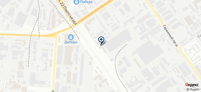 Агентство промтехники, ООО на карте