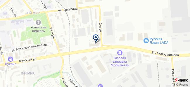 ЭлитСтройДекор на карте