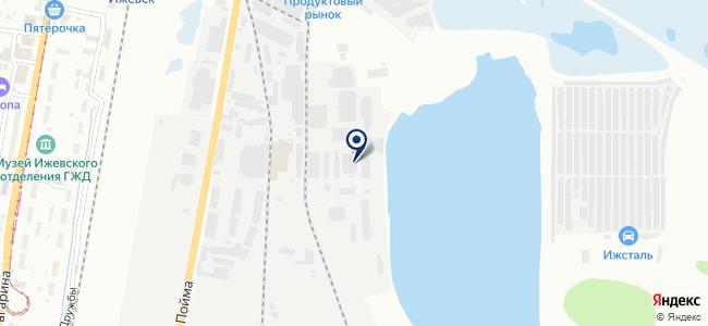 Муж на час на карте