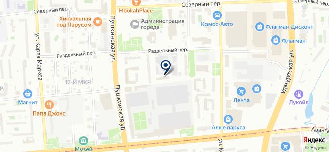 Эко-Прайм, ООО на карте