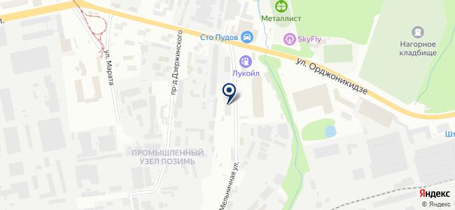 Эковата-Иж на карте