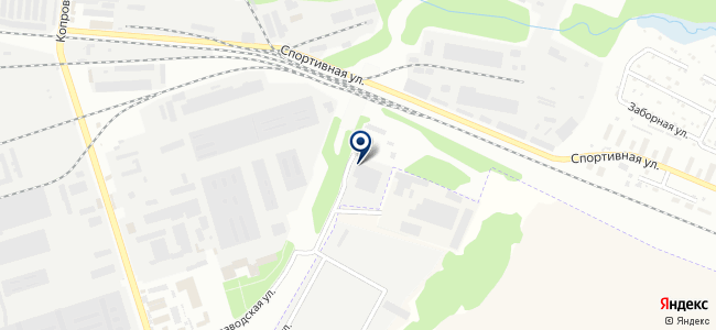 Энергосоюз, ЗАО на карте