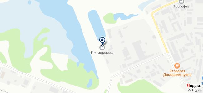 Контур-2 на карте
