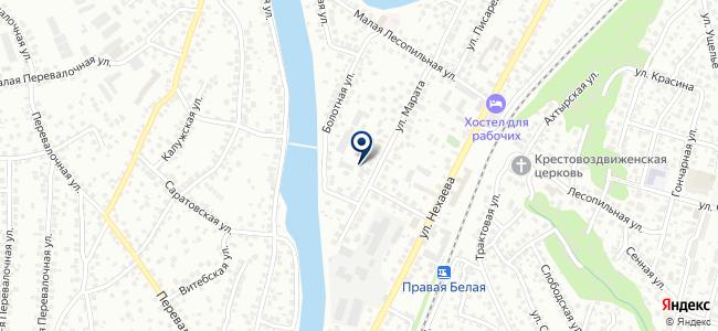 Альтаир-Уфа, ООО на карте