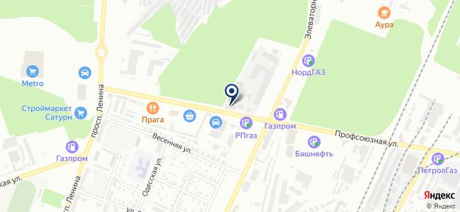Аэромаш, ОАО на карте