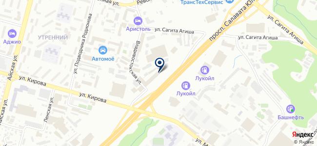 Ай-Ти-Си, ООО на карте