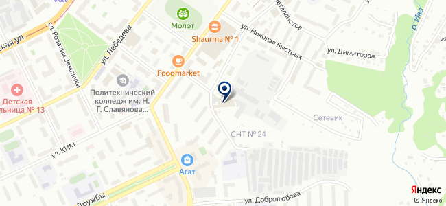 Оптимум на карте