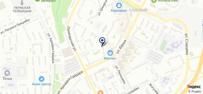 Новосёлофф на карте
