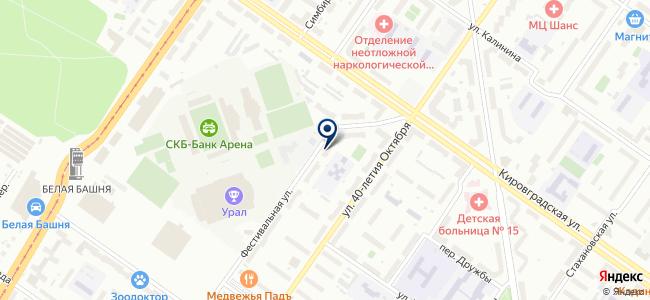 AESGROUP на карте