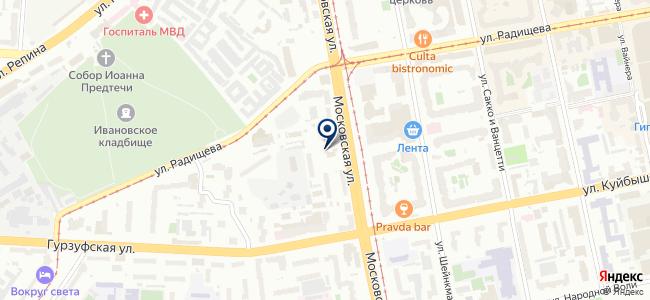 Аинфотек, ООО на карте