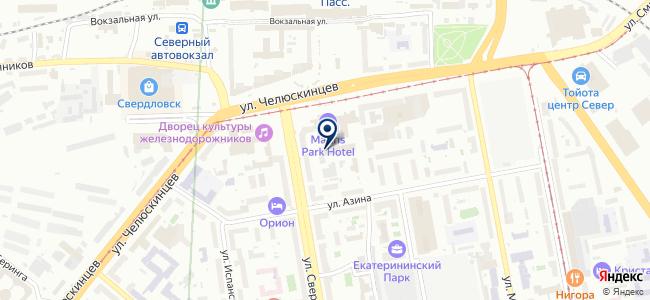 ЛЕДСЕРВИС, ООО на карте
