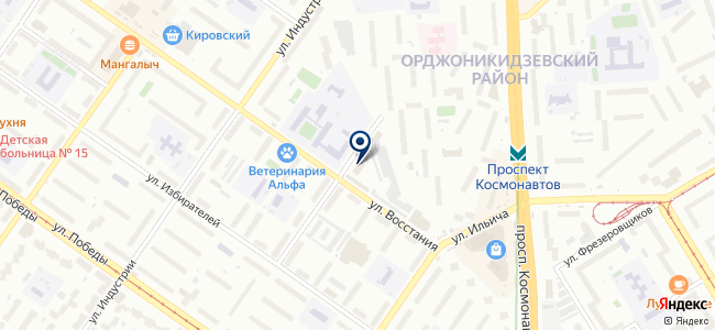 ВИГОСТ, ООО на карте