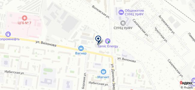 ПроЭлектро на карте