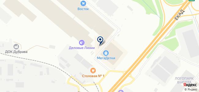 ЭСС, ООО на карте