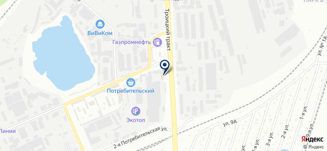 АльМетГрупп, ООО на карте