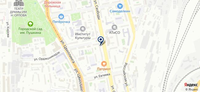 74ikea.ru на карте