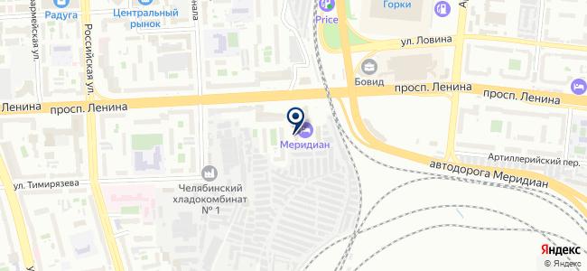 ЭНЕРГОИНТЕНСИВ, ООО на карте