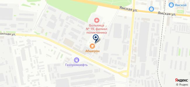 Адепт, ООО на карте