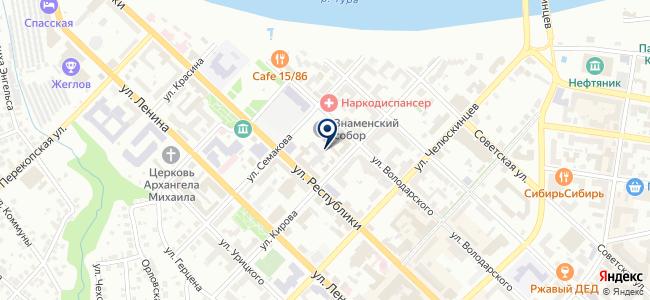 ААЛОТ, ООО на карте