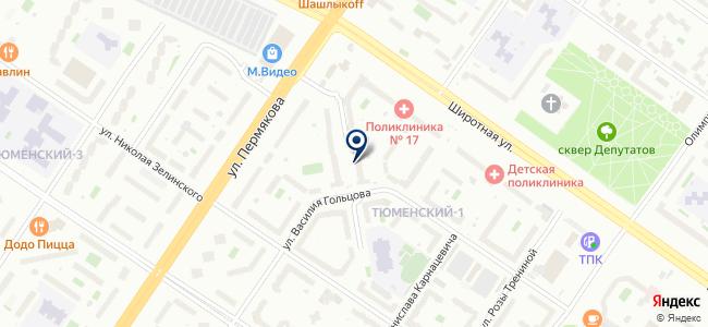 СБМ Бизнес Комфорт, ООО на карте