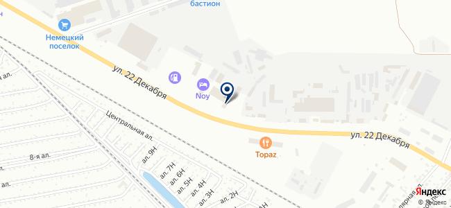 Абсолют СБ, ООО на карте