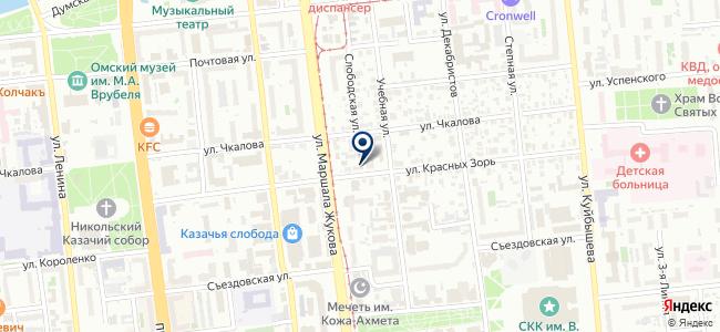 Рембыттехника, ООО на карте