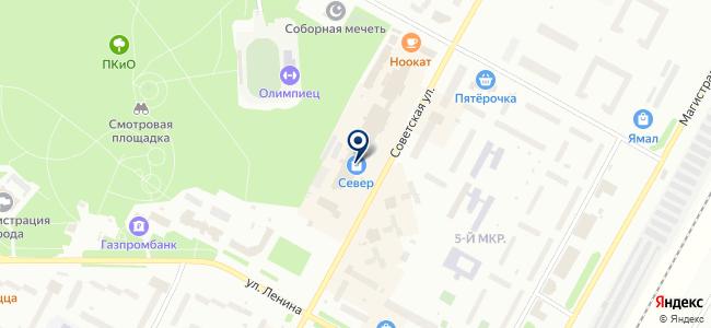 Магазин Электроматериалов на Советской, 95а на карте
