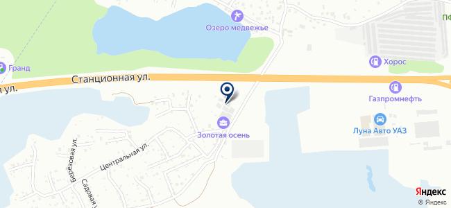 Агропромэнерго, ООО на карте
