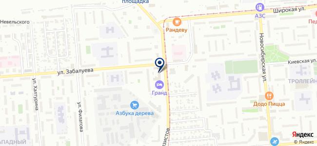 Сибрегион, ООО на карте