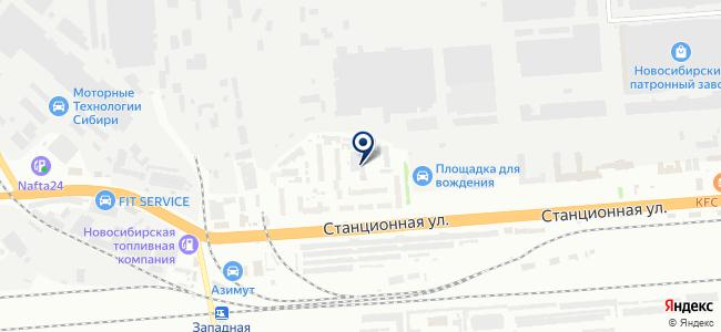 3 Элемента, ООО на карте