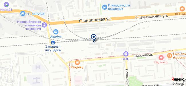 БОКС №167 на карте