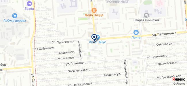 АБЕКС-СЕРВИС на карте