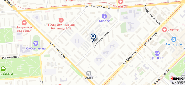 АА ЭлектроВентМонтаж на карте