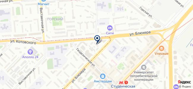 АкваТермСервис на карте